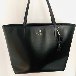 DO NOT BUY SOLD Kate Spade Black Leather Purse